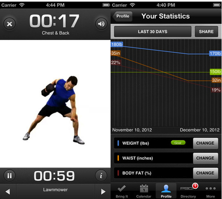 Apple's picks for top 42 iPhone fitness apps | mobihealthnews | Personal Wellness | Scoop.it