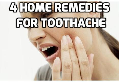4 Simple Remedies for Toothache Relief | How To Have A Better Sex Life | Scoop.it