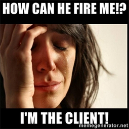 How to Spot & Put Down Clients from Hell - Search Engine Journal   SEO   Scoop.it