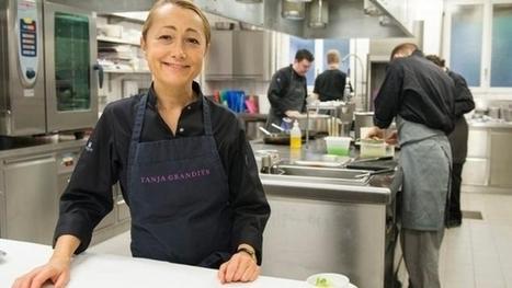 Une femme sacrée «Cuisinier de l'année 2014» - Tribune de Genève   Ô Féminin, Pluri-Elles   Scoop.it