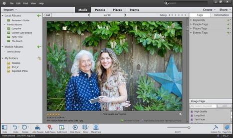 Photoshop Elements 12: de nouveaux outils, sans abonnement | New Tools | Scoop.it