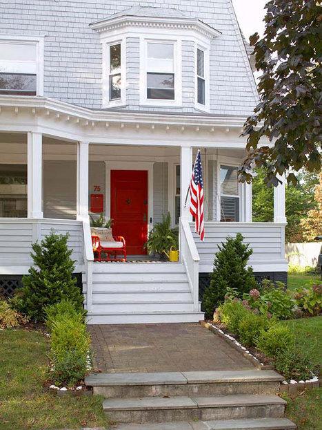 20 Ways to Add Curb Appeal | Real Estate in Metro Atlanta | Scoop.it