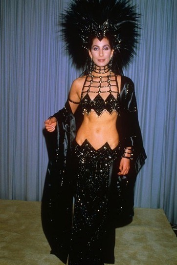 Cher in 1986 - Most Ridiculous Oscar Looks Ever | Fashion & Jewelry | Scoop.it
