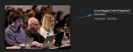 Google prend en compte l'authorship sur la recherche d'images | Médias et réseaux sociaux | Scoop.it