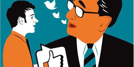Comment les journalistes utilisent les réseaux sociaux ? | Personnalité | Internet world | Scoop.it