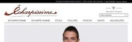 Vos écharpes en ligne sur Echarpissime | Presse et Blog | Scoop.it