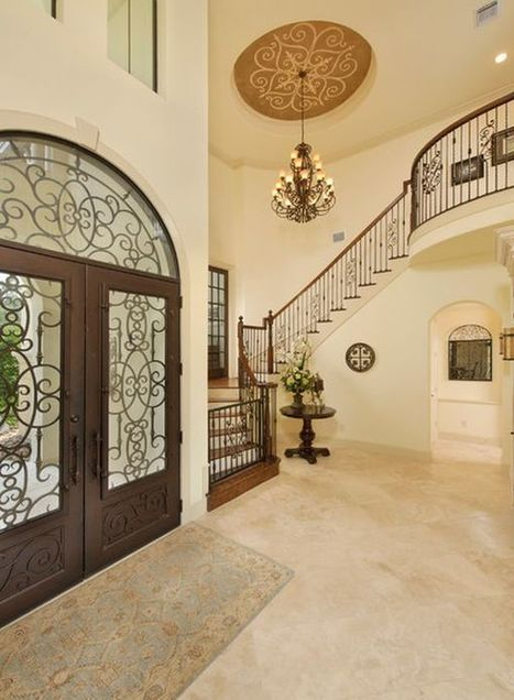 Focusing On Making The Most Of Your Entrance Hall   Designing Interiors   Scoop.it
