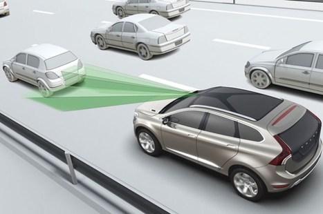 Freinage automatique obligatoire pour les 5 étoiles Euro NCAP | Sécurité et prévention routière | Scoop.it