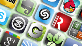 The 50 Best iPhone Apps | Winning The Internet | Scoop.it