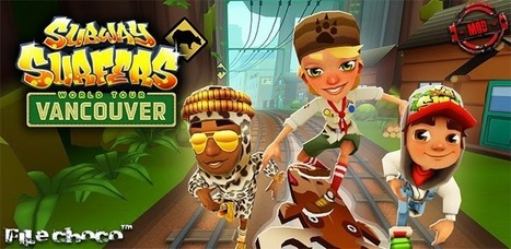 Subway Surfers 1.23.0 MOD APK Vancouver Canada [Coins-Keys] - Android Apps APK Free Download | Exam Results Update | Scoop.it