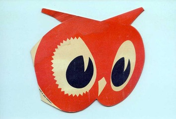 1940s Red Owl Needlebook Advertising Needlecase Vintage Sewing Collectible West Germany | Antiques & Vintage Collectibles | Scoop.it
