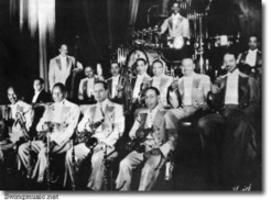 Website ON Historical Topic #3: THE HISTORY OF JAZZ MUSIC - BIG BAND ERA | Adriana's Jazz Music Of The 1930's | Scoop.it