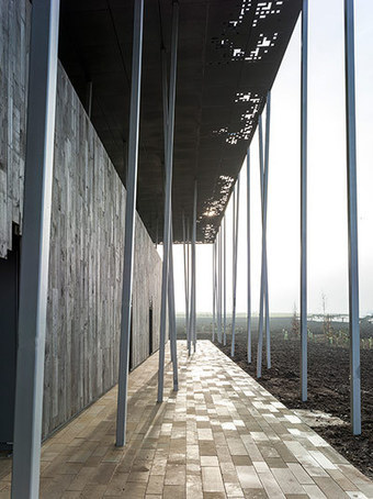 Stonehenge visitor centre – in pictures   Mégalithismes   Scoop.it