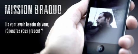 MISSION BRAQUO : la première expérience transmedia à vivre en temps réel avec une série TV !   CAPA TV   I@LEWEB   Scoop.it