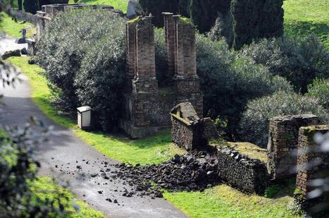Italy Investigating New Collapses in Ancient Pompeii - NBC News | Collapses in Pompeii and Herculaneum | Scoop.it