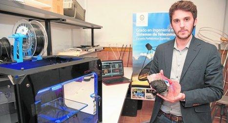 Un español imprime órganos humanos en 3D para operar de cáncer | TICBeat | eSalud Social Media | Scoop.it