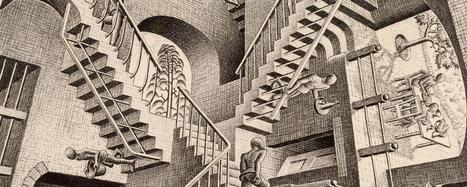 MC Escher: An enigma behind an illusion   Tudo o resto   Scoop.it