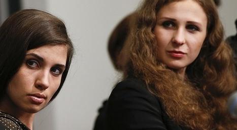 Le quotidien dans une prison russe: le témoignage édifiant des Pussy Riot | Slate | L'antares à ma tasse de thé... | Scoop.it