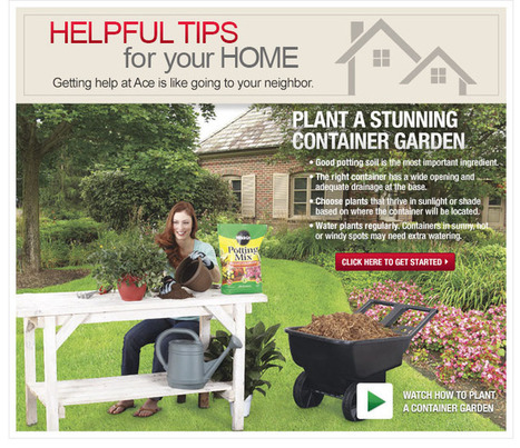 Dear Ace Hardware My Doppelganger Works For You | Natural Soil Nutrients | Scoop.it