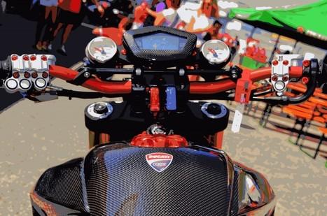 Ducati Awesomeness - Best Customs At WDW2014 | Ducati.net | Ductalk Ducati News | Scoop.it
