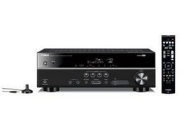 Yamaha RX-V379 5.1-Channel Home Theater Receiver Features 4K, HDCP 2.2 - CEPro | Home Automation | Scoop.it