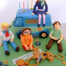 Scooby Doo Birthday Cake and Cupcake Decorating Ideas | Cake | Scoop.it