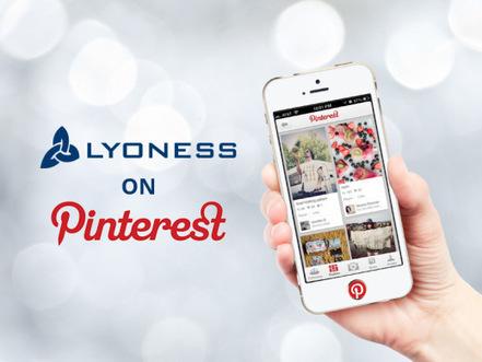 Lyoness international est désormais présent sur Pinterest !   LYONESSFR   LyonessFr   Scoop.it