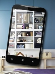 Le catalogue IKEA 2013 en réalité augmentée | Augmented Reality Stuff For You | Scoop.it