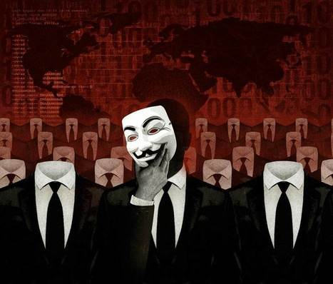 We Are Anonymous goes inside the world of cyberspies - Metro | Internet and Cybercrime | Scoop.it