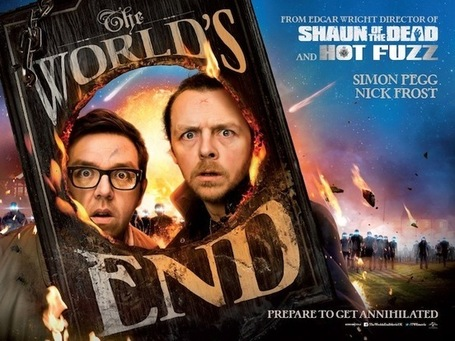 The World's End : Edgar Wright conclut sa trilogie | Culture Corner | Scoop.it
