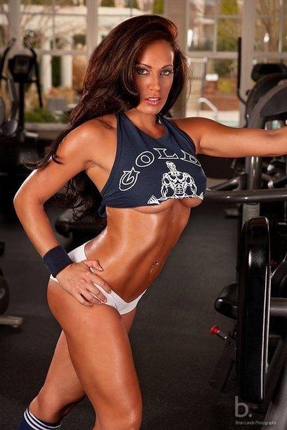 Jessica Jessie   Pro Bodybuilders & Fitness Models   Scoop.it