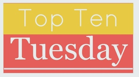 Neary Notes: 2 Top Ten Tuesday | Young Adult Novels | Scoop.it
