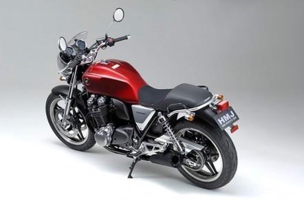 Nouveauté 2012 : Honda CB 1100 | Blog Crazy Moto | Actualité moto | Scoop.it