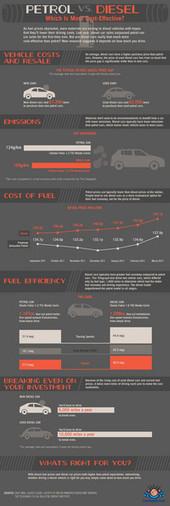 Petrol vs. Diesel | Sustainable Futures | Scoop.it
