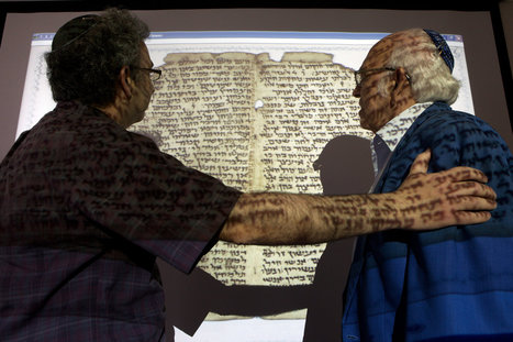 Computers Piecing Together Jigsaw of Jewish Lore | Life is: | Scoop.it