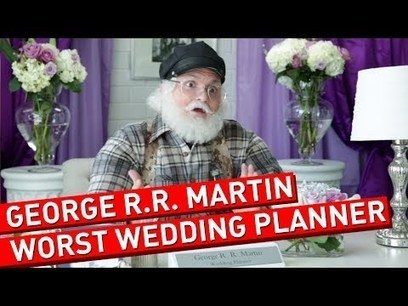Viral Video Watch: George R. R. Martin, video games, a walkman, and pranks - iMedia Connection: All Feeds   Digital-News on Scoop.it today   Scoop.it