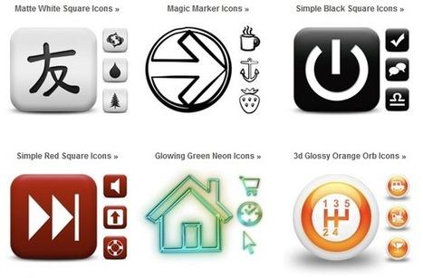 ICONS etc, un sitio con más de 128000 iconos gratuitos para tus proyectos | @softapps | Orientar | Scoop.it