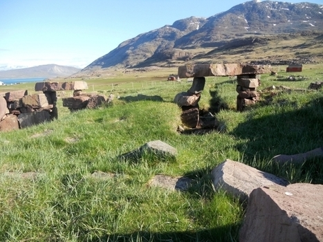 Les sédiments du lac Igaliku témoignent de l'histoire pastorale du Groenland | Histoire & Cie | Scoop.it
