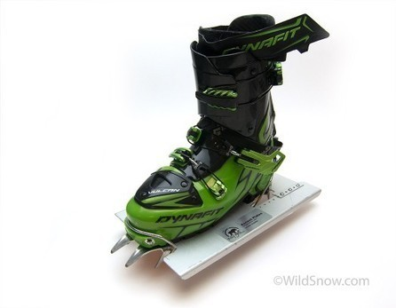 Billygoat Technologies Ascent Plates review - The Backcountry Skiing Blog   ArticlesMontagne   Scoop.it