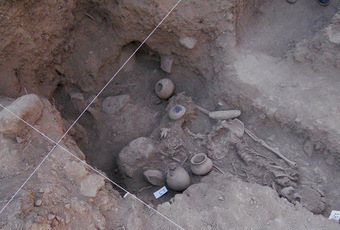 2,000 year old burial complex found in Mexico | The Archaeology News Network | Kiosque du monde : Amériques | Scoop.it