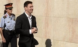 Lionel Messi and father ordered to court over tax fraud charges - The Guardian | AC Affairs | Scoop.it