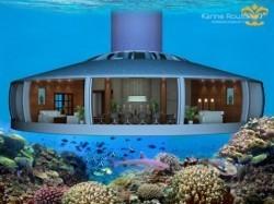 Un projet fou bientôt possible: habiter une maison sous marine | Architecture insolite | Scoop.it