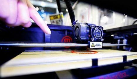 Une imprimante 3D construite à base de déchets en Afrique | Digital Savannah | Scoop.it