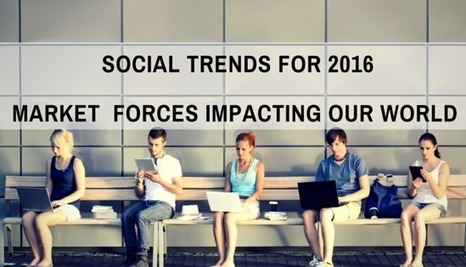 Market Forces Impacting Our World – Social Trends for 2016 | Omni Channel Retail Scoop | Scoop.it