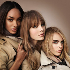 Talk About a Couture Complexion! Burberry Is Launching a SkincareLine | Beauty & Fashion | Scoop.it