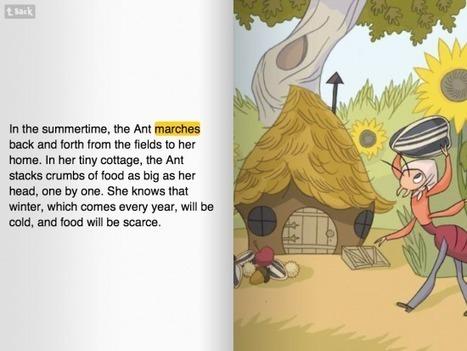 MeeGenius Puts Great Children's Stories on iPads | iPads, MakerEd and More  in Education | Scoop.it