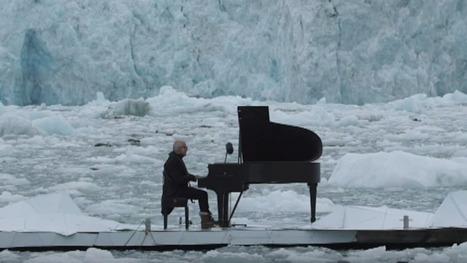 Vidéo : un concert dans l'Arctique pour sensibiliser au réchauffement climatique | www.directmatin.fr | Ca m'interpelle... | Scoop.it