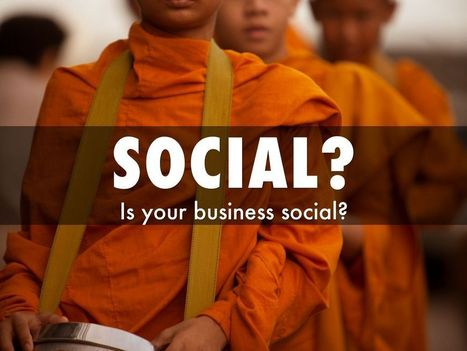 Does Your Business LOVE Social or Are You Doing the Minimum? | Social Media Useful Info | Scoop.it