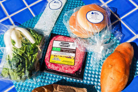 It's Dinner in a Box. But Are Meal Delivery Kits Cooking? | Retail Supply Chains | Scoop.it