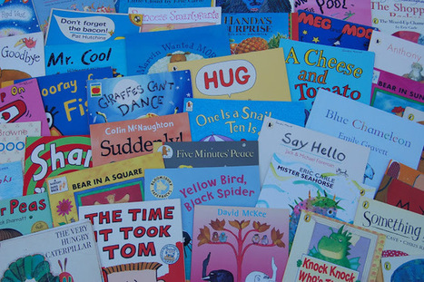 Picturebooks in ELT   Blogs in the English Classroom   Scoop.it